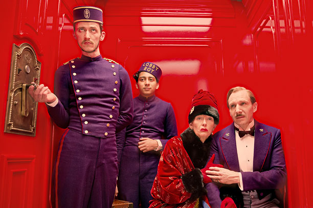 The Grand Budapest Hotel Paul Schlase as