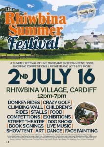 Rhiwbina Fest
