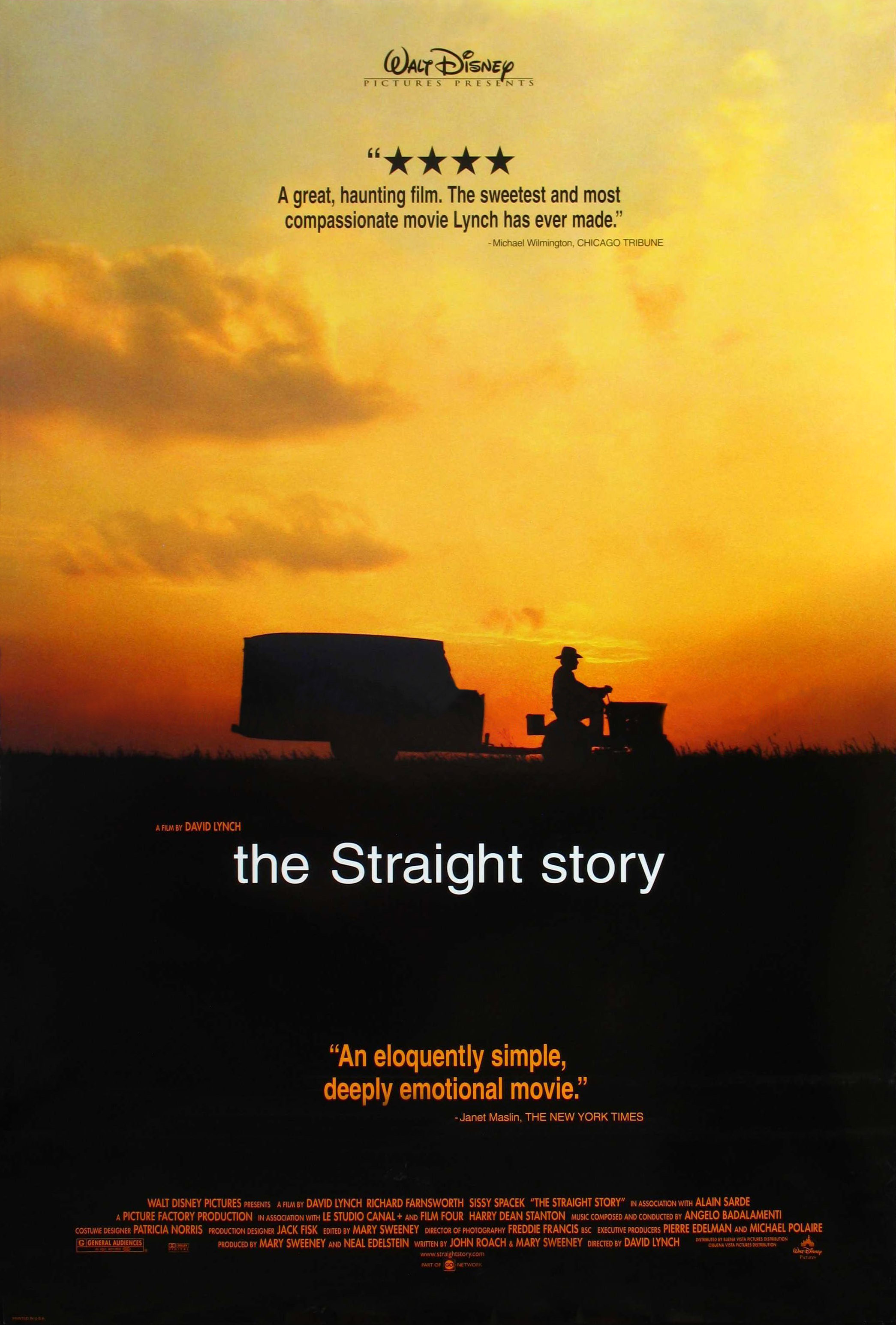 thestraight story